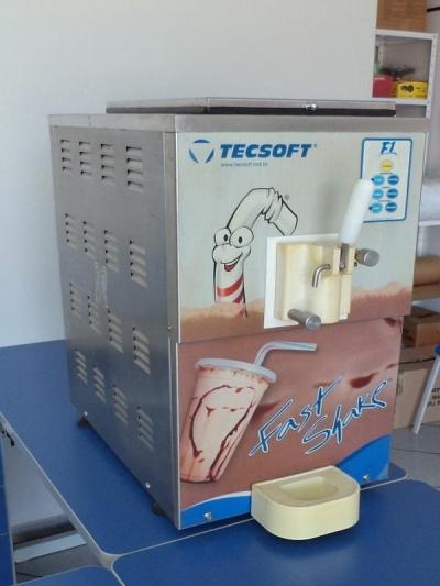 Máquina Milkshake TECSOFT F1 - Usada