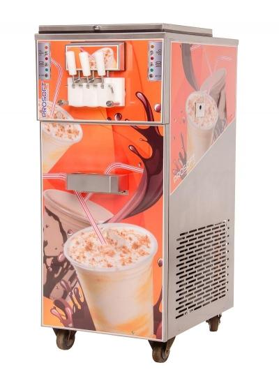 Máquina de Milk-Shake modelo MSV-503