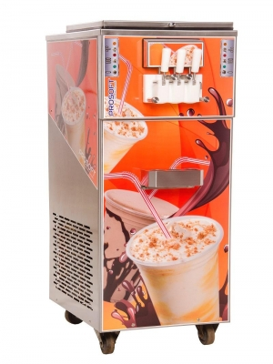 Máquina de Milk-Shake modelo MSV-353